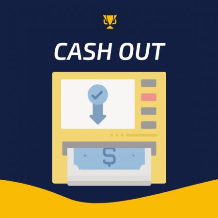 """Kas ir """"cash out""""?"""