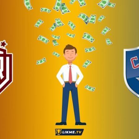 """Likme.tv īpašais bonuss: bezriska likme """"Dinamo"""" – SKA spēlē [Noslēdzies]"""