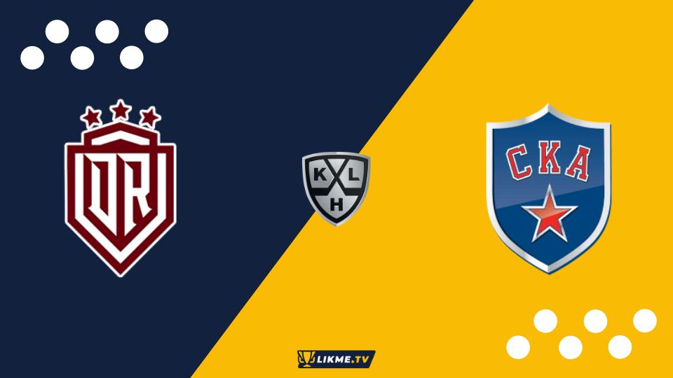 """Rīgas """"Dinamo"""" un Sanktpēterburga SKA, hokejs, likme.tv"""