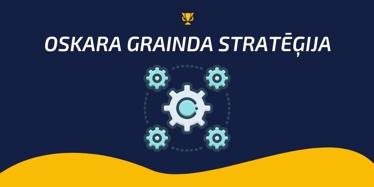 Oskara Grainda stratēģija