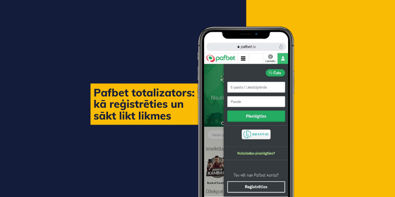 Pafbet totalizators, likme.tv