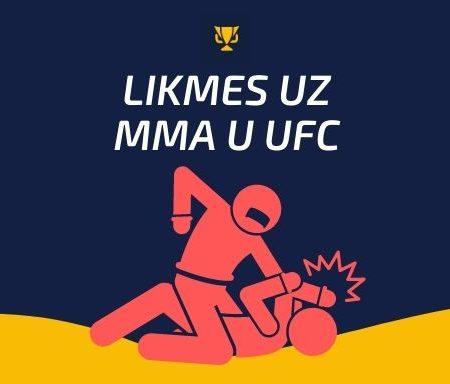 Likmes uz MMA un UFC: padomi un ieteikumi