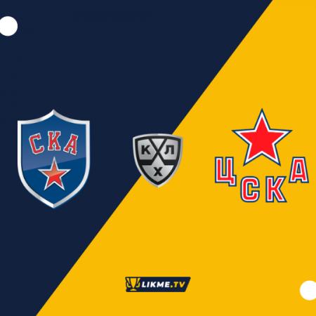 KHL grandu duelis: SKA pret CSKA [Noslēdzies]