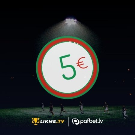 Nelaid garām iespēju izcelt Eiropas futbola piecīti! [Noslēdzies]
