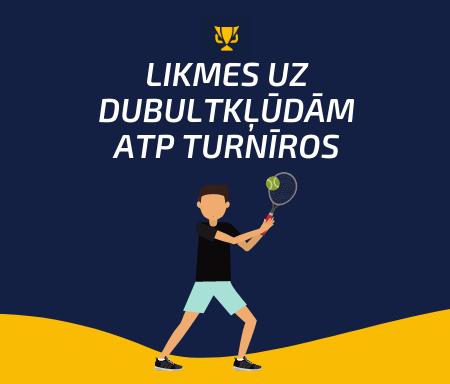 Likmes uz dubultkļūdām tenisā