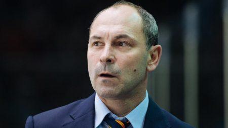 """Rīgas """"Dinamo"""" panākusi vienošanos ar jaunu galveno treneri"""