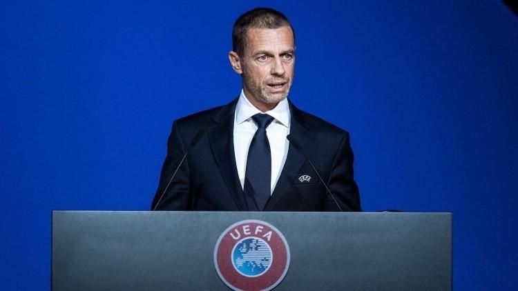 UEFA prezidents Aleksanders Čeferins, likmetv