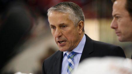 Hārtlijs pretendē uz KHL labākā trenera balvu