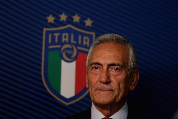 Itālijas futbola federācijas prezidents, likmetv