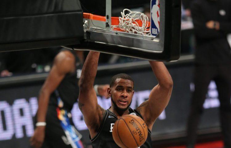 Lamarkuss Oldrižs, NBA, likmetv