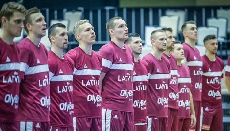 Latvijas vīriešu basketbola izlase, likmetv