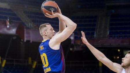 """""""Barcelona"""" un """"Olimpia"""" nespēj uzvarēt un noslēgt sēriju (VIDEO)"""