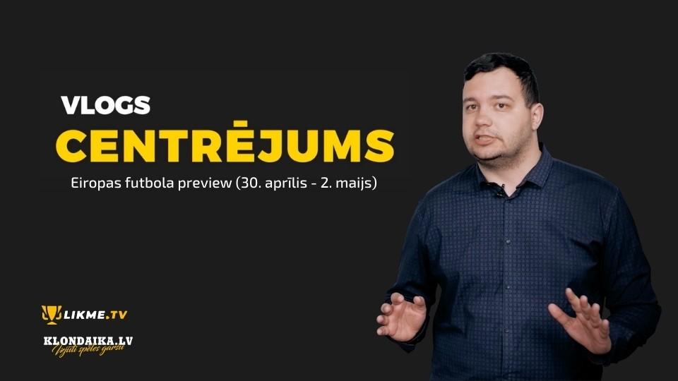 Centrējums, likme.tv