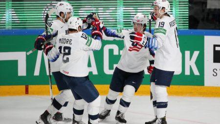 ASV nedod nekādus variantus slovākiem, Vācija atspēlējas pēdējā pamatlaika minūtē
