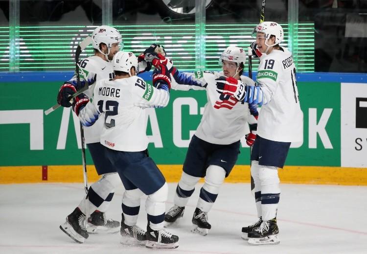 ASV hokeja izlase, likmetv