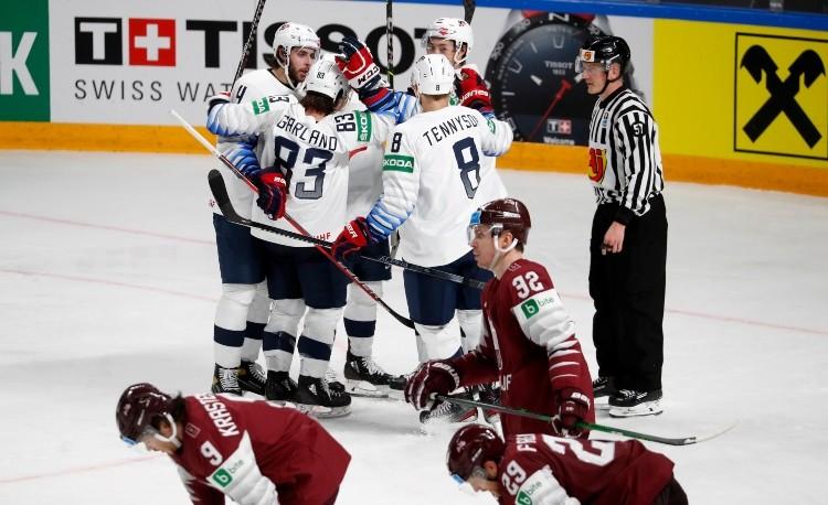 ASV hokeja izlase svin vārtu guvumu, likmetv