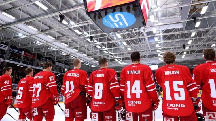 Dānijas hokeja izlase, likmetv