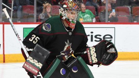 Kanāda paziņo divus vārtsargus gaidāmajam pasaules čempionātam hokejā