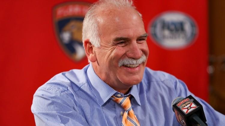 """Floridas """"Panthers"""" treneris vēlas pievienoties līgas jaunpienācējiem"""