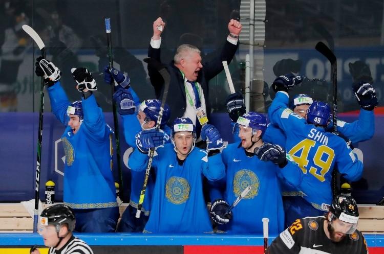 Kazahstānas hokeja izlase, likmetv