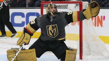 Flerī uzstāda jaunu NHL vārtsargu rekordu