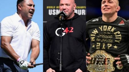De La Hoja agresīvi vēršas pie UFC prezidenta