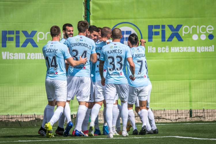 """Riga"" FC, likmetv"