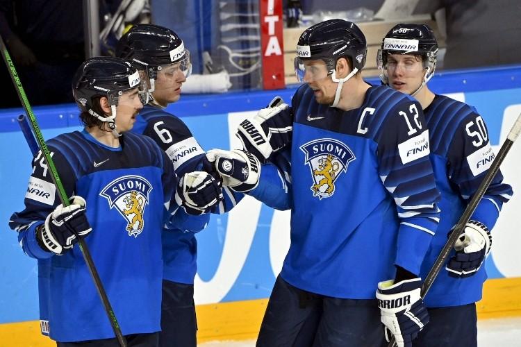 Somijas hokeja izlase, likmetv