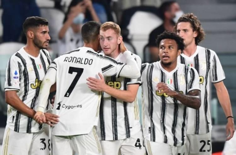 """Turīnas """"Juventus"""", likmetv"""