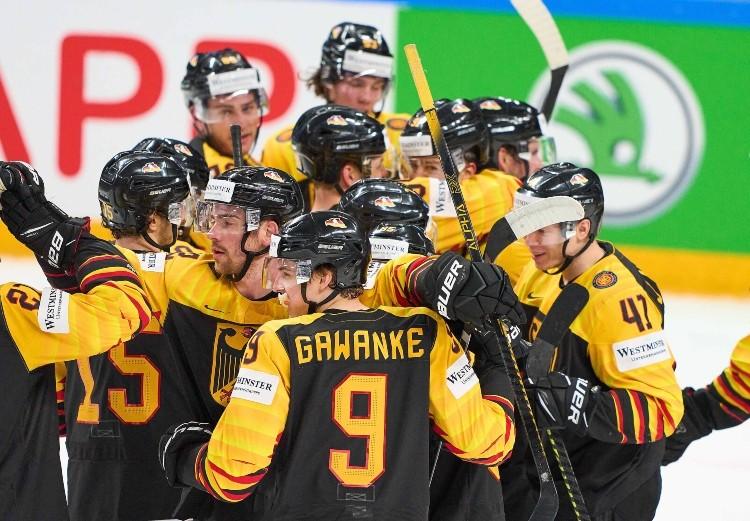 Vācijas hokeja izlase, likmetv