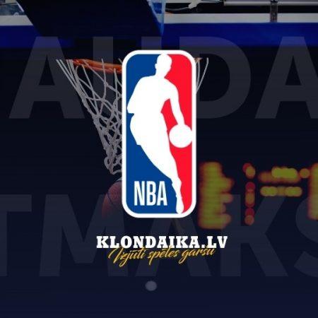"""Īpašais piedāvājums: skaties NBA """"play-in"""" mačus un saņem 50% atmaksu [Noslēdzies]"""