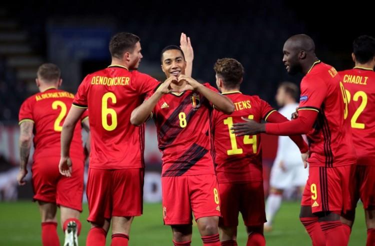 Beļģijas futbola izlase, likmetv