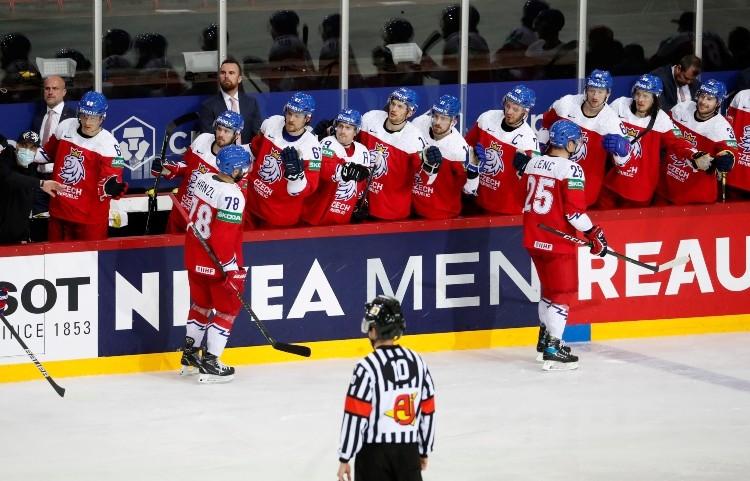 Čehijas hokeja izlase, likmetv