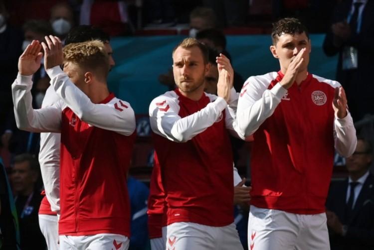 Dānijas futbola izlase, likmetv