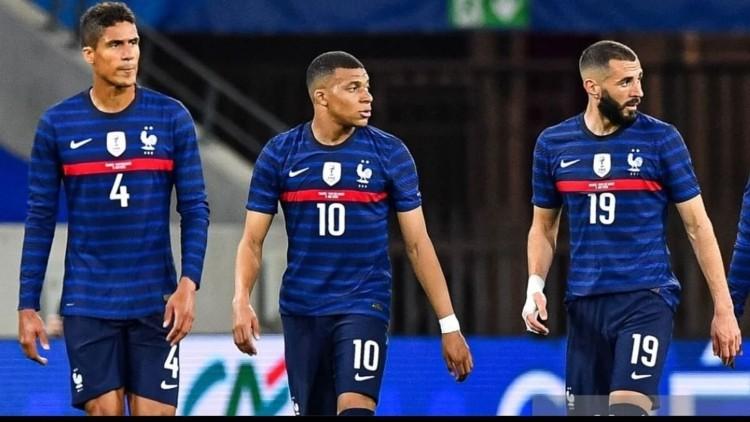 Francijas futbola izlase, likmetv