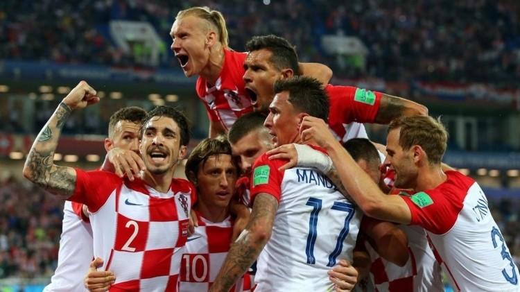 Horvātijas futbola izlase, likmetv