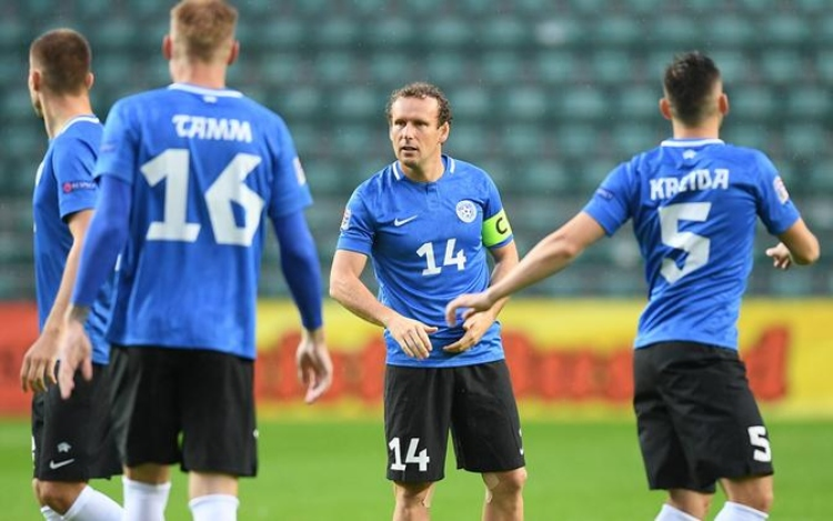 Igaunijas futbola izlase, likmetv