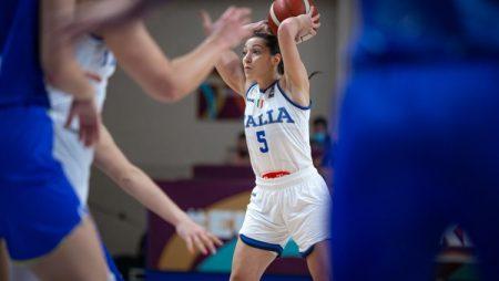 Itālijas sieviešu basketbola izlasei otrais neveiksmīgais EČ pēc kārtas