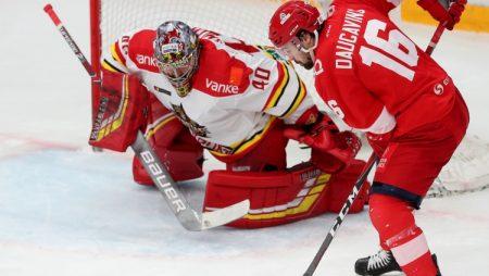 Daugaviņš oficiāli pamet KHL