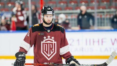 Dzierkals varētu pārcelties uz citu KHL klubu