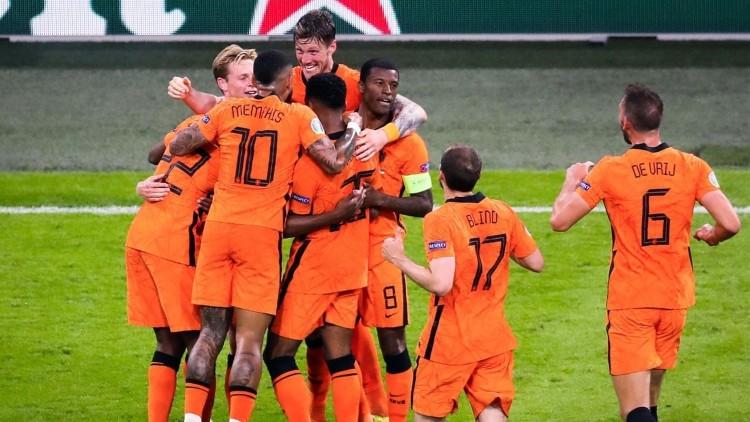 Nīderlandes futbola izlase, likmetv