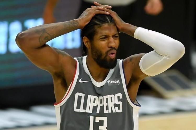"""Fantastiskais Džordžs palīdz """"Clippers"""" noturēties sērijā"""