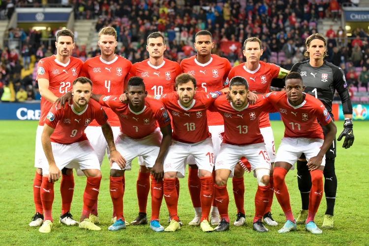 Šveices futbola izlase, likmetv