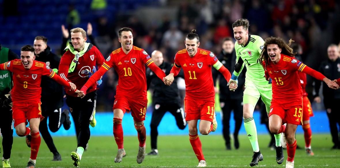 Velsas futbola izlase, likmetv
