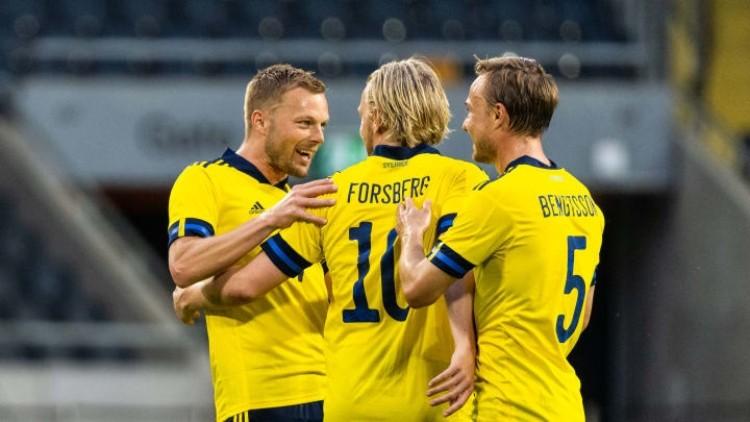 Zviedrijas futbola izlase, likmetv