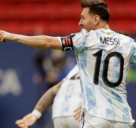 Copa America fināls: Mesi centīsies iegūt savu pirmo trofeju ar Argentīnas izlasi