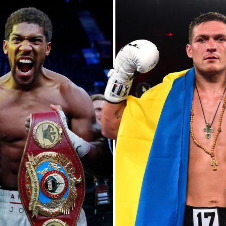 Divu dažādu boksa stilu tikšanās – Džošua pret Usiku