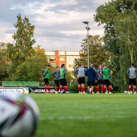 Latvijas futbola izlase turpina PK kvalifikāciju ar spēli pret Gibraltāru